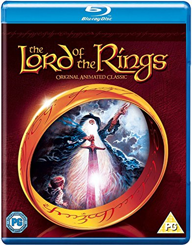 The Lord of the Rings [Blu-Ray] [Region Free] (English audio. English subtitles) (Lord Of The Rings Extended Edition Subtitles)