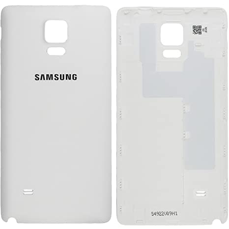 Original Samsung Cobertor de Batería Blanco , Para Samsung ...