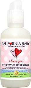 California Baby I Love You Spritzer - 6.5 fl oz