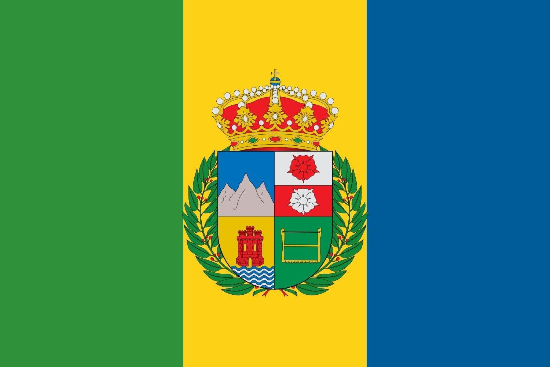 magFlags Bandera Large Breña Baja, España   Bandera Paisaje   1.35m²   80x160cm: Amazon.es: Jardín