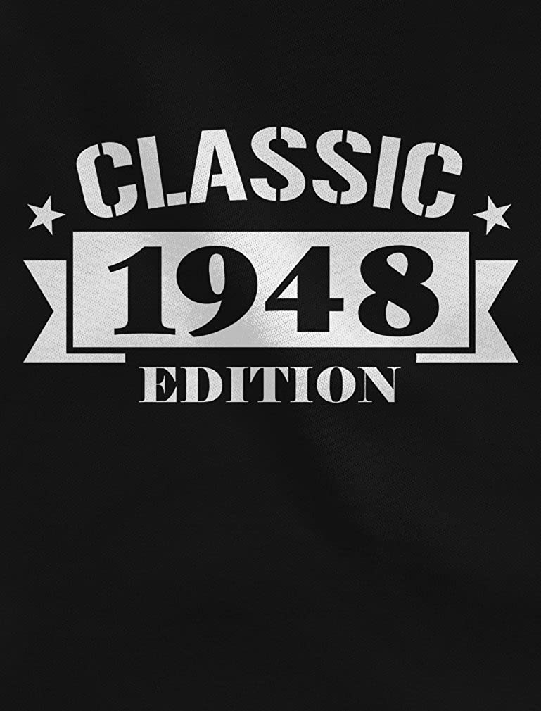 Tstars Classic 1948 Edition 70th Birthday Gift Sweatshirt