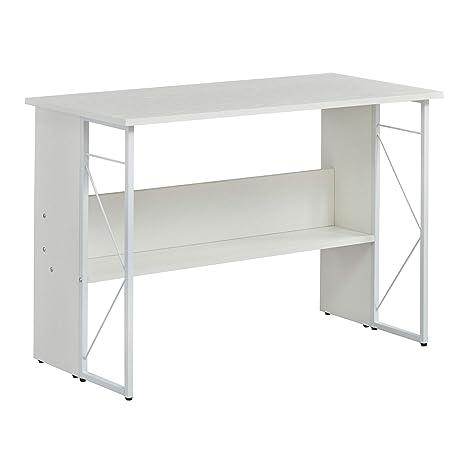 brand new 2fde1 6fc86 Amazon.com: Mayline 1005WW SOHO Computer Desk with Lower ...