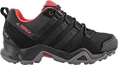 newest 53910 4f9d7 adidas Sport Performance Womens Terrex AX2R Gore-Tex Hiking Sneakers, Black  Textile, Rubber