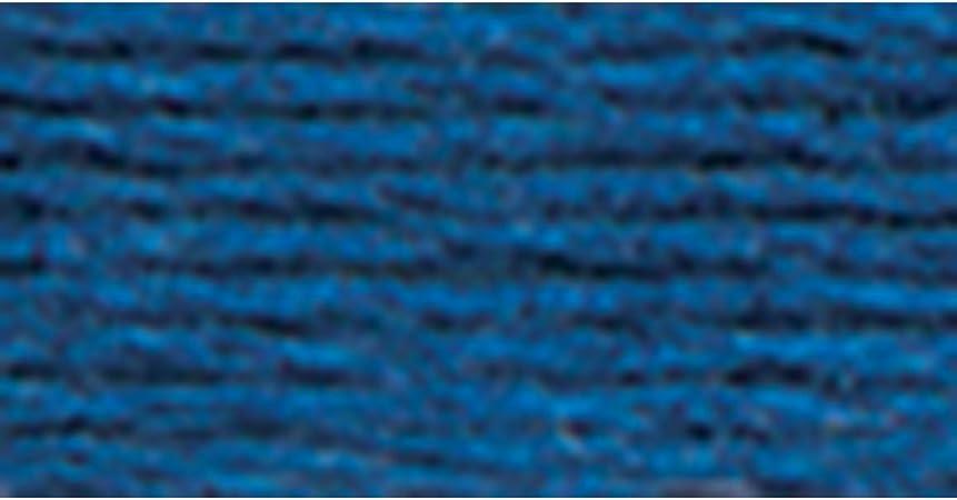 DMC 117 – 803 6 Hilos Bordado algodón Hilo, Ultra Oscuro Azul, 8.7 ...