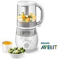 Philips Avent SCF875/01 - Robot de Cuisine Multifonction 4-en-1 (UK IMPORT)