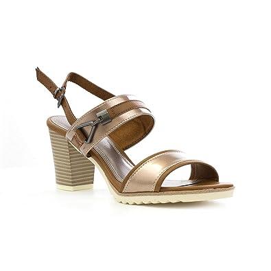 MARCO TOZZI ladies sandals Rose