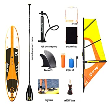 SMEI Sail Board Sup 305 * 76 * 15m Estable Inflable Stand Up ...