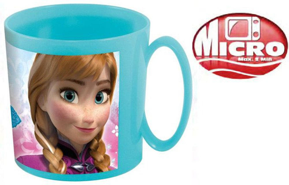 Vaso para microondas de Frozen Disney – Vasos 350 ml: Amazon.es ...