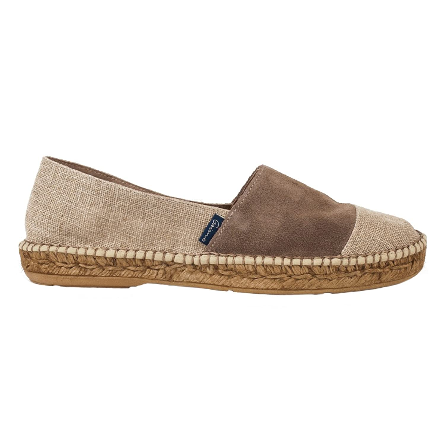 3e81991e5c89 Gaimo Men s Espadrilles Beige Beige  Amazon.co.uk  Shoes   Bags