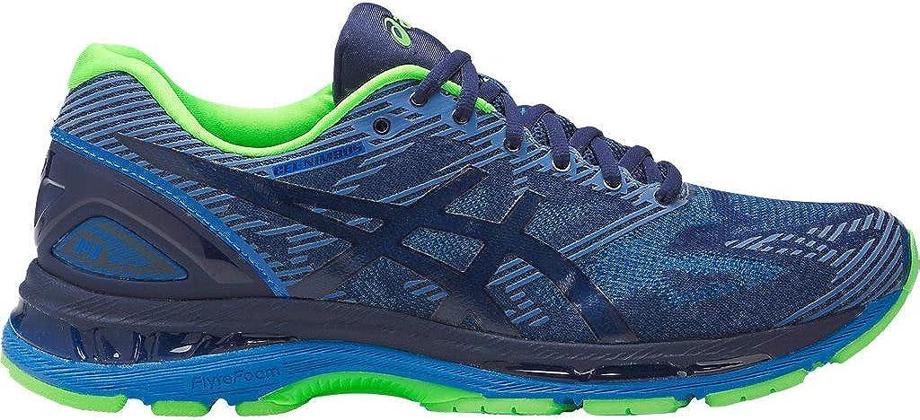 ASICS Men's Gel Nimbus 19 Lite Show Running Shoe, Indigo