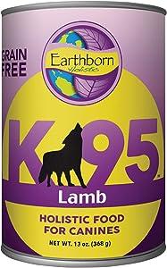 Earthborn Holistic K95 Lamb Recipe Grain-Free Canned Moist Dog Food