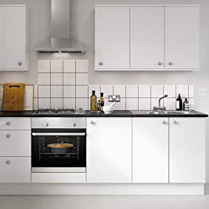 KINLO - Lámina adhesiva para muebles de cocina de PVC de alta calidad, resistente al agua, adhesivo decorativo para armarios con purpurina: Amazon.es: Hogar