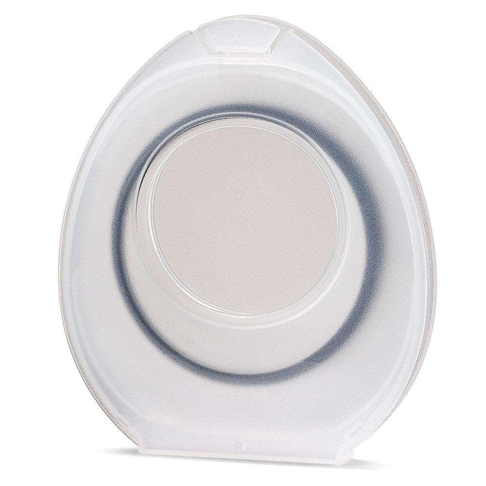Nero//Antracite Manfrotto Essential MFESSUV-77 Filtro UV da 77 mm