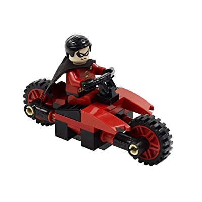 LEGO Super Heroes Robin and Redbird Cycle (30166): Toys & Games