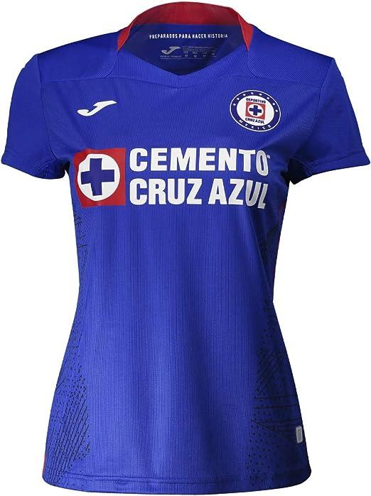 Cruz Azul Women/'s Soccer Jesrey Futbol Mexico