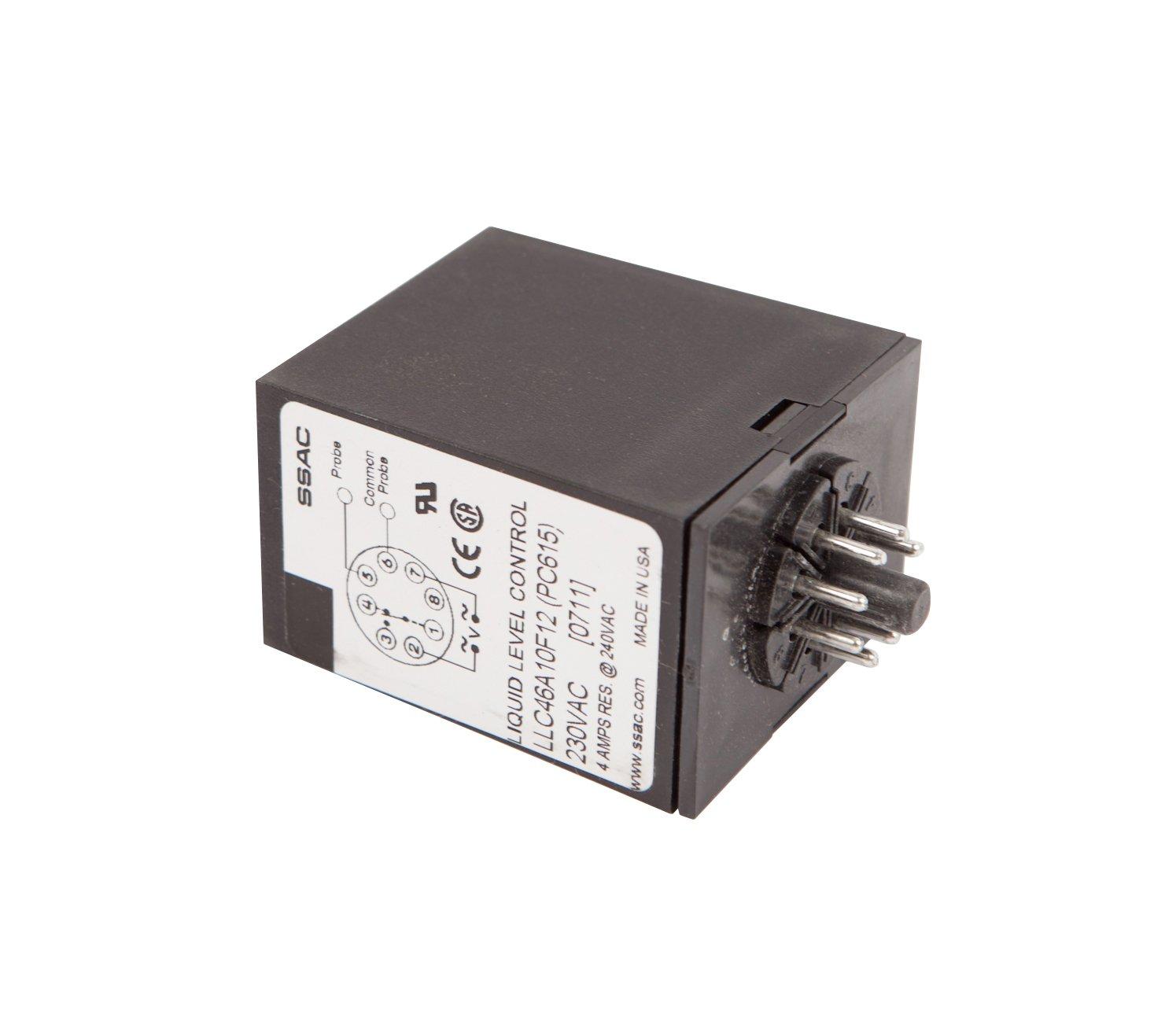 Power Soak Systems Inc 19885 Liquid Level Control, 220 Volt