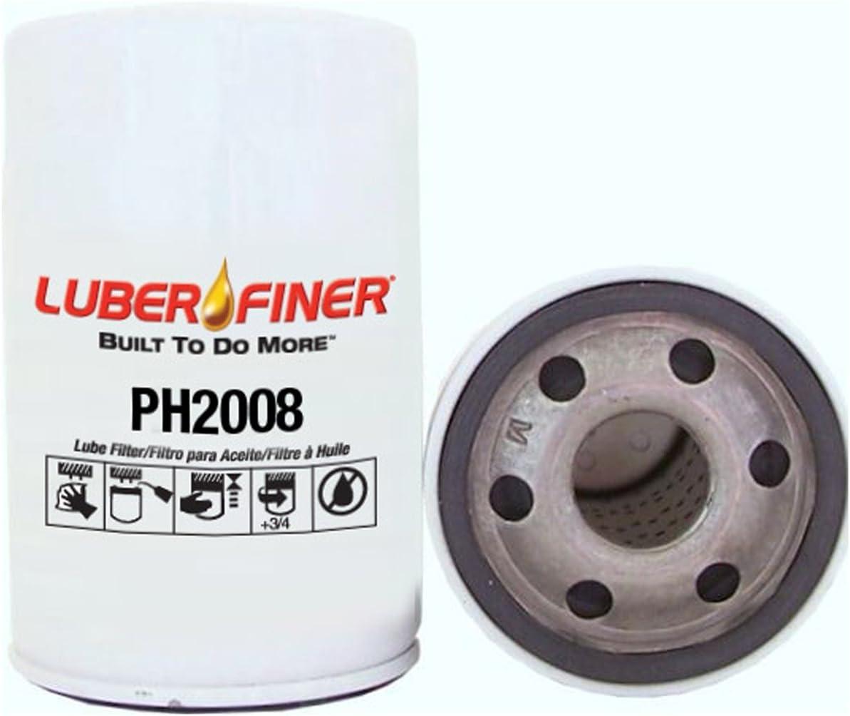 Luber-finer PH2008 Oil Filter