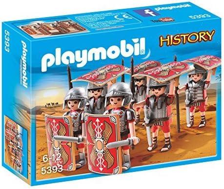 Playmobil Romanos y Egipcios Playmobil Playset, Miscelanea (5393): Amazon.es: Juguetes y juegos