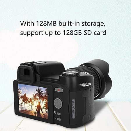 Vbestlife Cámara de Video 1080P HD Pantalla LCD 3.0 33 MP FHD 0.5X ...