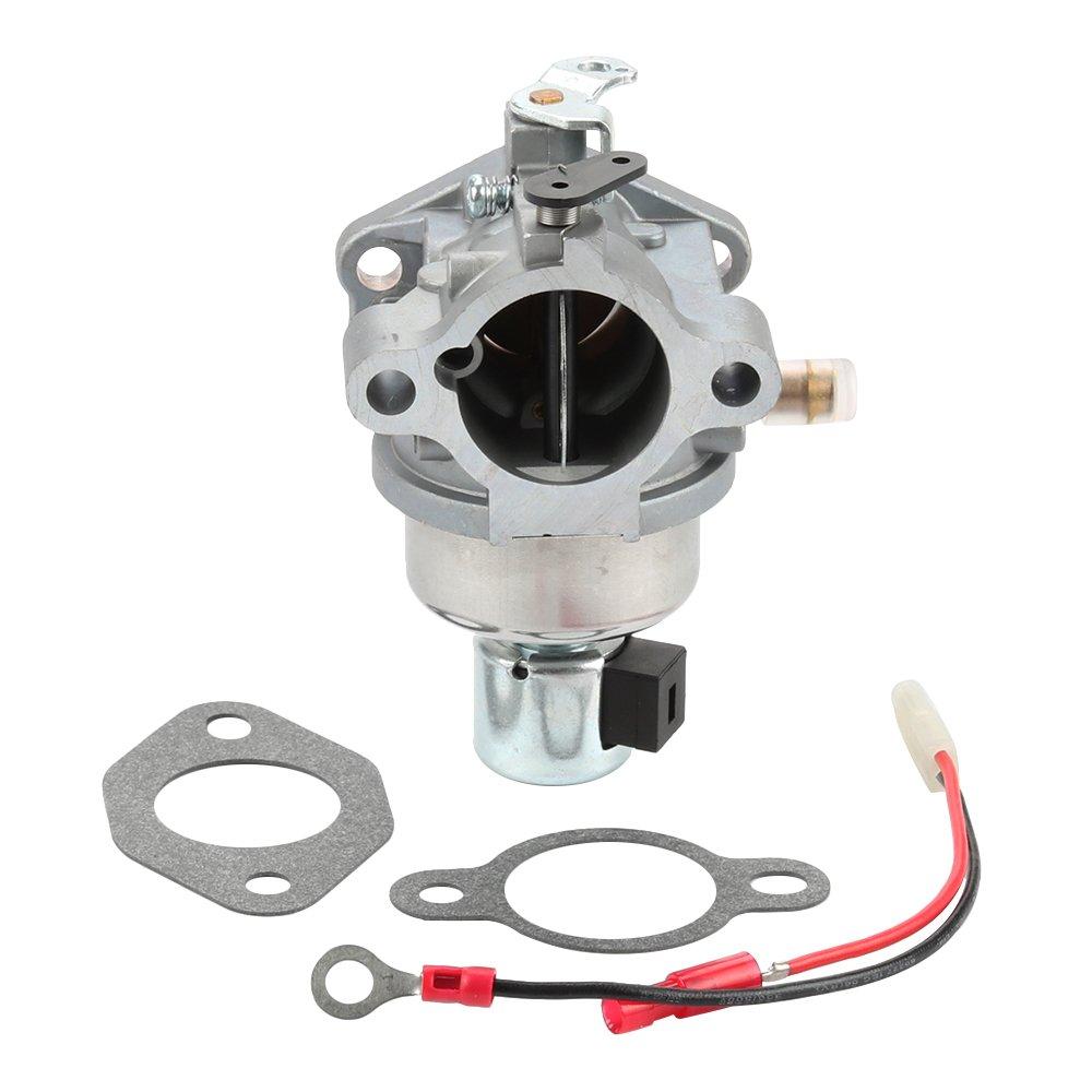 Hilom 20 853 33-S Carburetor Overhaul Kit for Kohler Courage SV Series SV470 SV530 SV540 SV541 SV590 SV600 SV591 SV601 SV610 SV620 15HP 17HP 18HP 19HP Engine # 12 853 117-S Toro MTD Cub Cadet