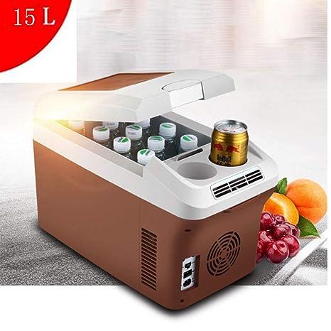 TYZXR Mini Refrigerador De Coche,12V24V220V para Coche Y Hogar ...