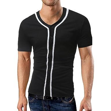 Amazon.com: Siviki - Camiseta de manga corta y transpirable ...