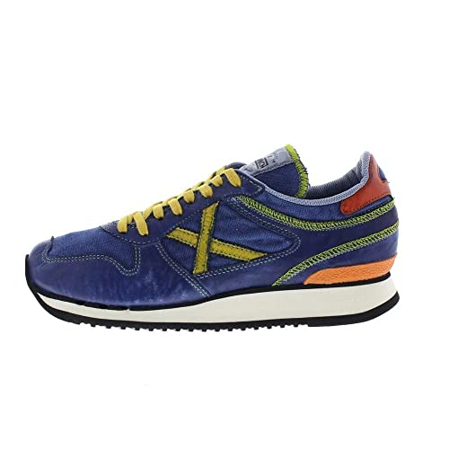 hot sale online 2130d c15ef Munich Sneakers Uomo Nou Blu Nuovo: Amazon.it: Scarpe e borse