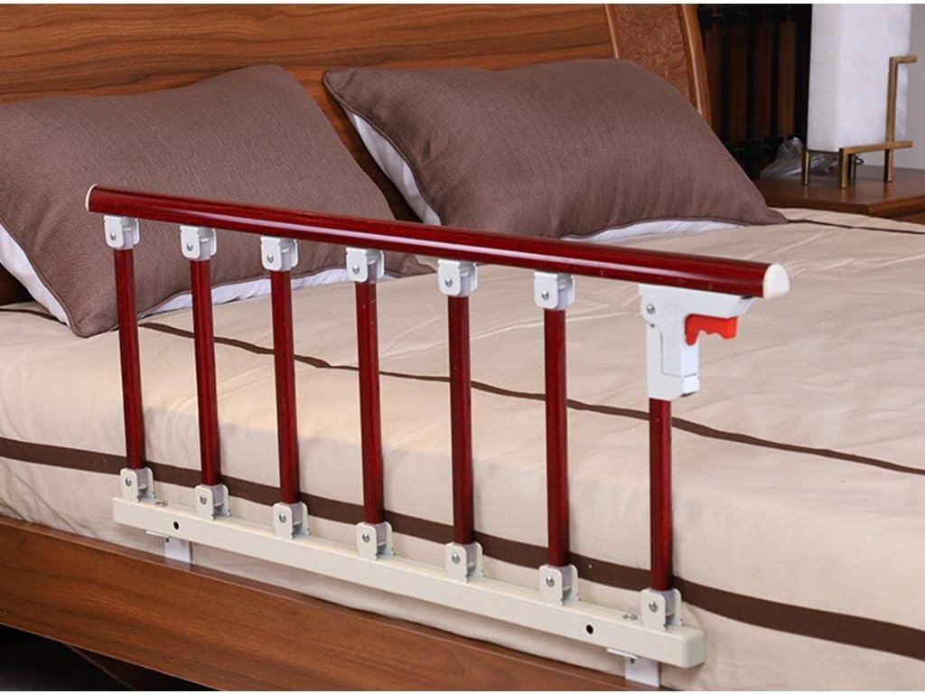 Color : A, Size : 97X40CM Adultes et Enfants HEJINXL Barri/ères Protection pour Chevet Rabattables Rail Daide Au Lit Barri/ères S/écurit/é pour Personnes /Âg/ées