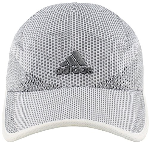 - adidas Men's Superlite Prime Cap, White/Grey, One Size