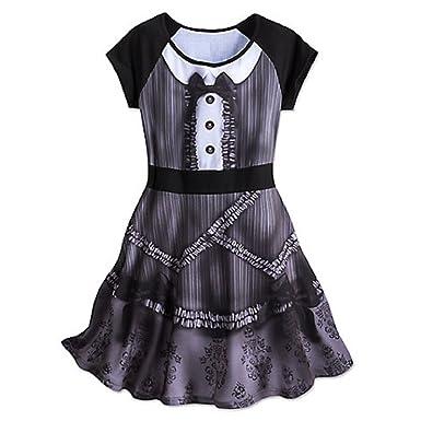 disney parks authentic haunted mansion costume dress l