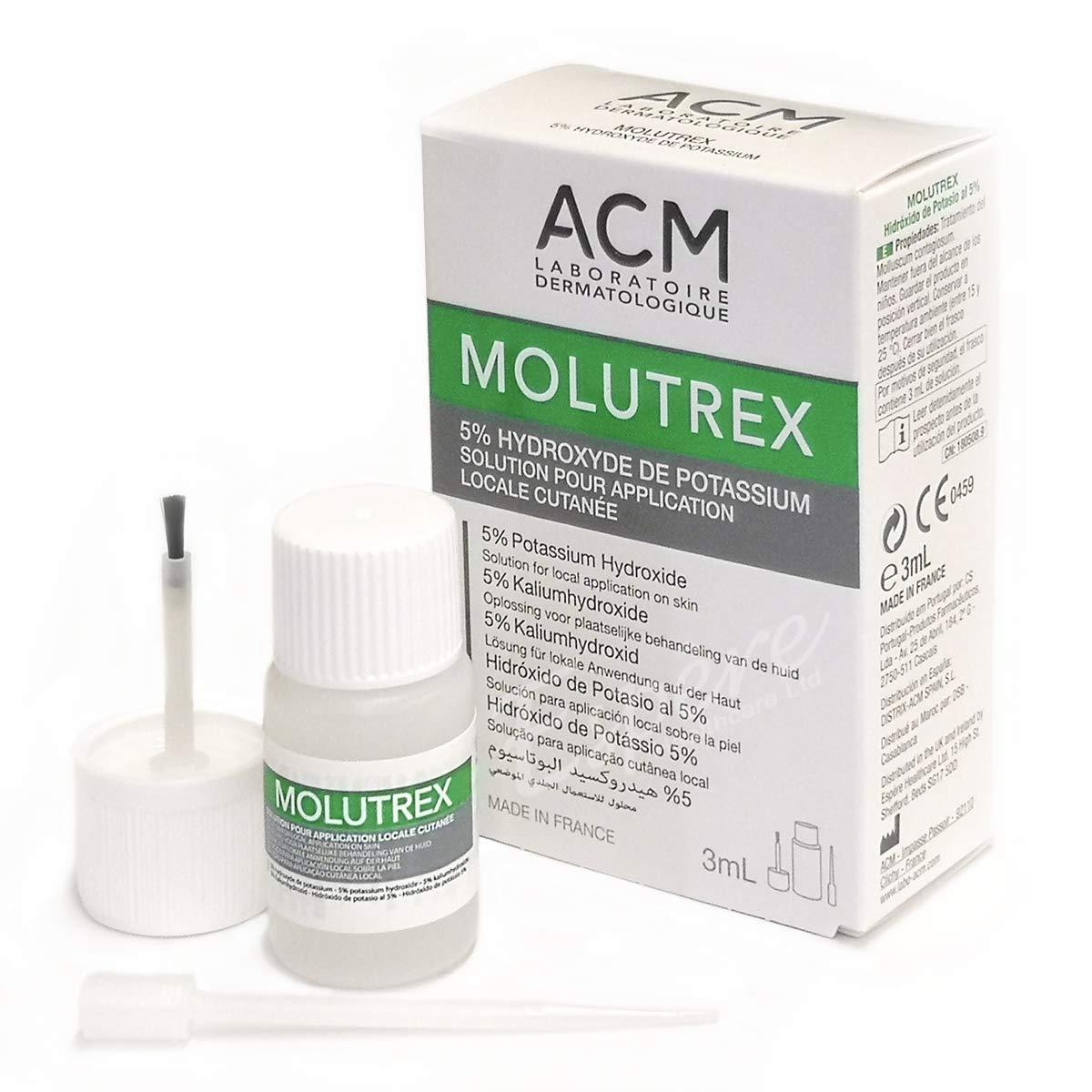 Molutrex Molluscum Treatment 3ml
