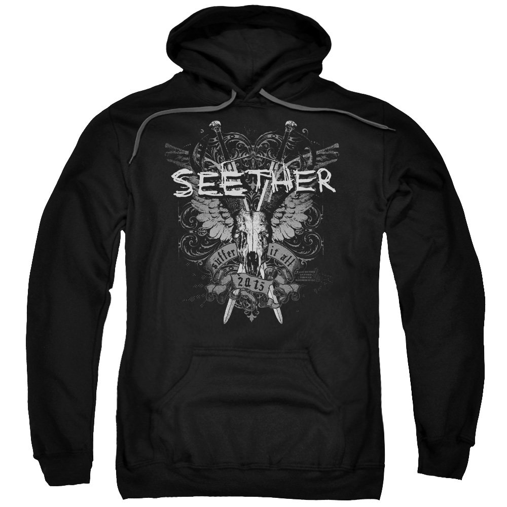 Seether - Suffer - Adult Hoodie Sweatshirt