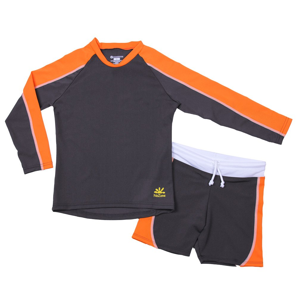 Nozone Laguna Sun Protective Boy's Two Piece Swimsuit - UPF 50+ 247boys