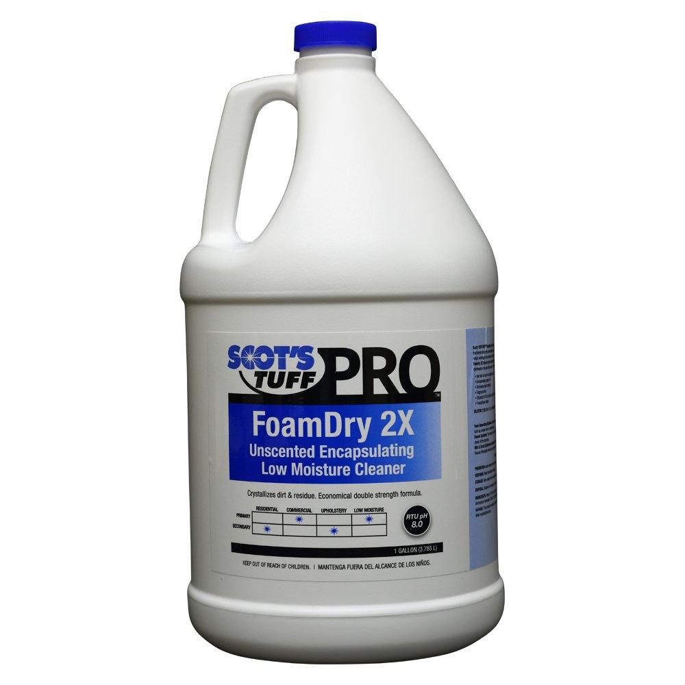 ScotのTuff Pro foamdry 2 x無香Encapsulating低水分 B077HYBFRN