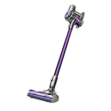 Dyson V6 Animal Cordless Vacuum, Purple (Certified Refurbished)
