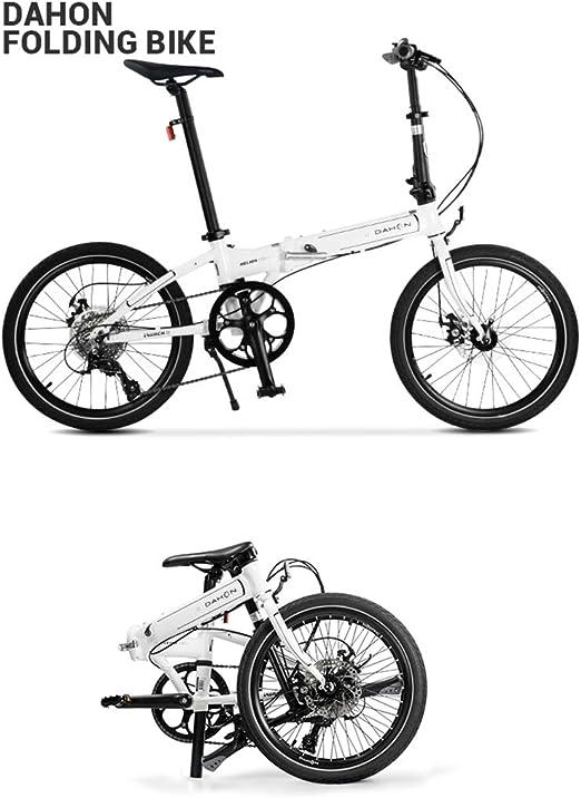 Likai Bicicleta Plegable De 20 Pulgadas Versión De Freno De Disco ...