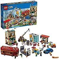 LEGO City Capital City 60200 Building Kit (1211 Piece),...