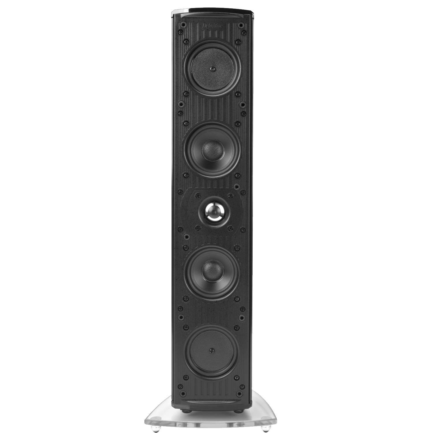 OSD Audio LP-006-00012TSM8 Dual Source 8-Zone Heavy Duty Speaker Selector 300W with Amplifier Protection - by Definitive Technology