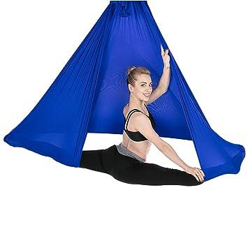 Hamaca de Yoga Inicio Aéreo Yoga Yoga Columpio antigravedad ...