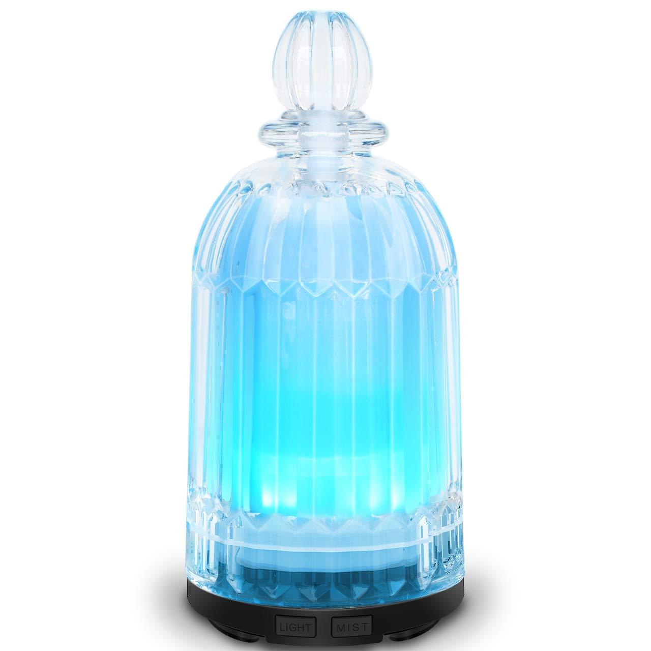 Duftöl Diffuser mit Beleuchtung