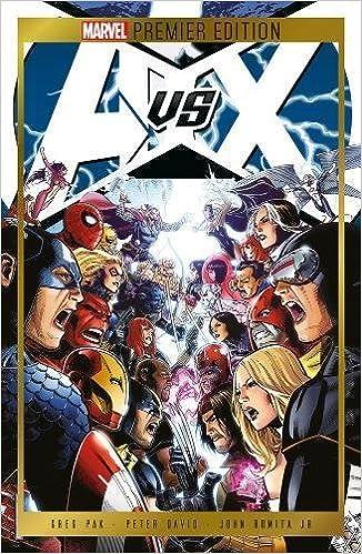 Marvel Premium: Avengers Vs. X-Men (Marvel Premier Edition)