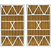 Tier1 16x28x6 Merv 13 Replacement Air Filter 2 Pack