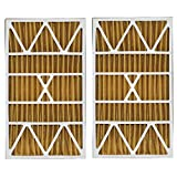 Cheap Tier1 Replacement for Aprilaire 16x28x6 Merv 11 Models 2400 Air Filter 2 Pack