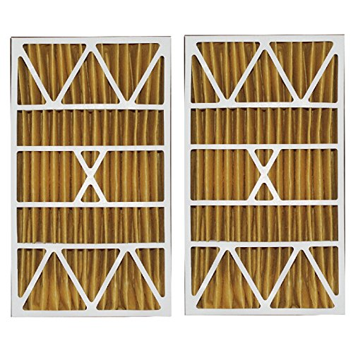 Tier1 16x28x6 Merv 11 Air Filter Replacement for Aprilaire Models 2400 2 Pack