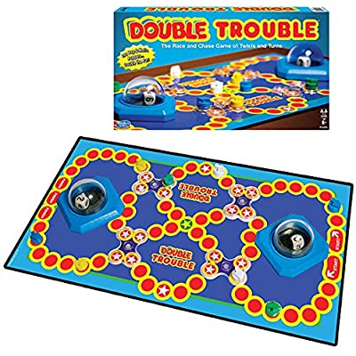 Double Trouble: Toys & Games