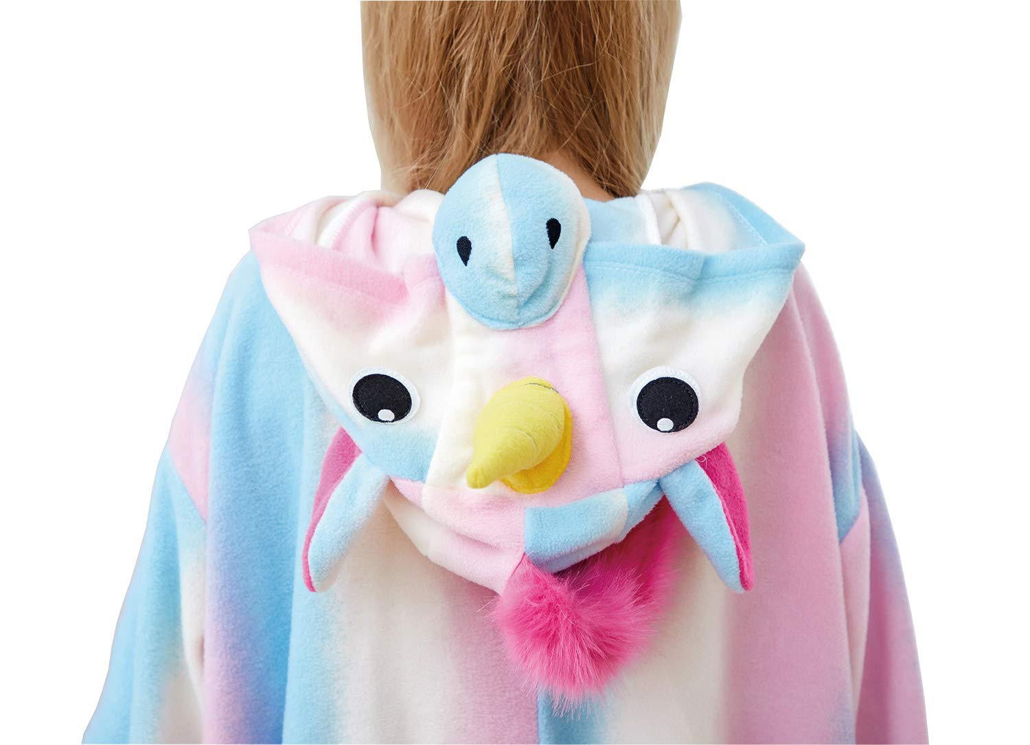 Unisex Adult Cute Animal Pajamas Onesies,One-Piece Cosplay Costume Jumpsuit Outfit XL by Mybei (Image #7)