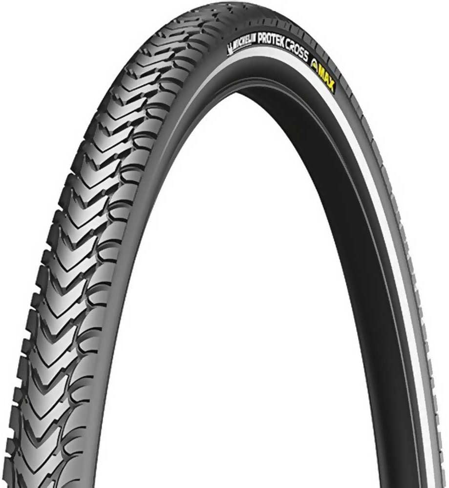 Cubierta Michelin, 700 x 35c, flanco Reflectante, Negro, 700 x 35 ...