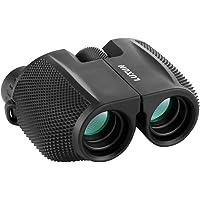 High Powered 10x25 Binoculars,SGODDE Compact Folding Binoculars,Vision Clear Bird Watching, Waterproof Great for Outdoor Hiking,Shooting, Travelling, Sightseeing, Hunting, Bird Watching,Concerts