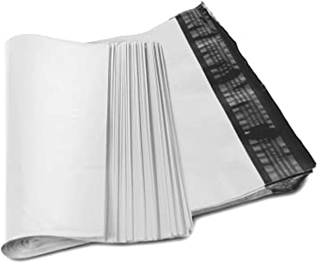 """24x24 BLACK POLY MAILERS Shipping Envelopes Self Sealing Mailing Bags 24/"""" x 24/"""""""