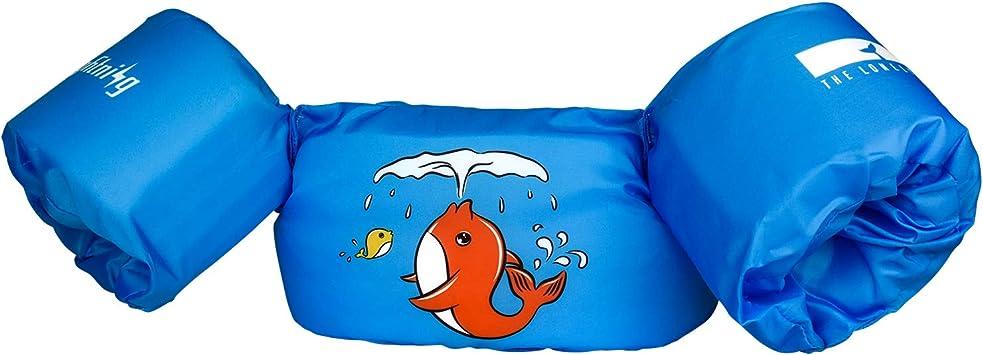 Amazon.com: Dark Lightning Flotadores de bebé para piscina ...